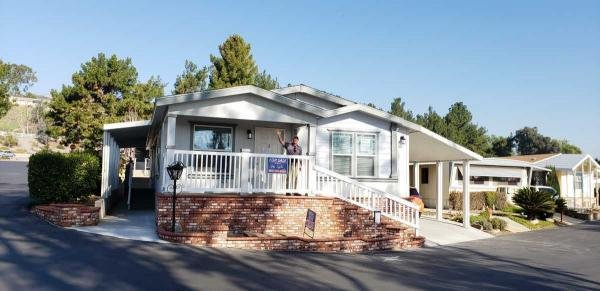 Mobile Home at 8651 E Foothill Blvd #8, Rancho Cucamonga, CA