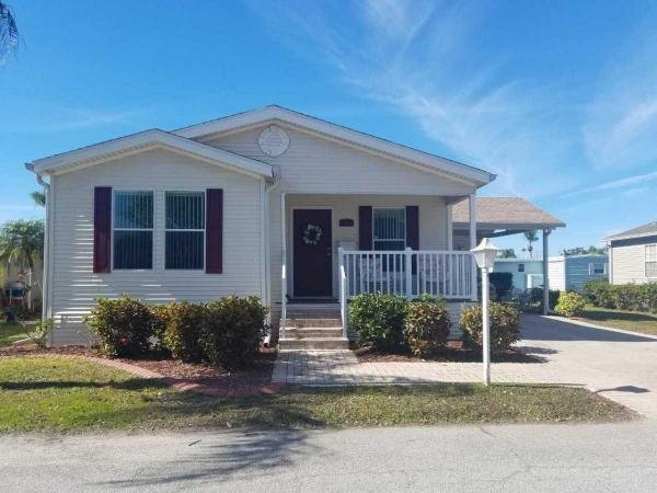 Mobile Home at 3901 Rhine Street, Sarasota, FL