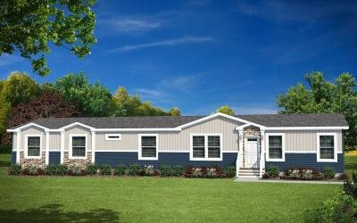 Skyline Homes Spring View 6806 Mobile Home Model in undefined