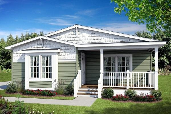 Skyline Homes Arlington 3507 Mobile Home Model in undefined