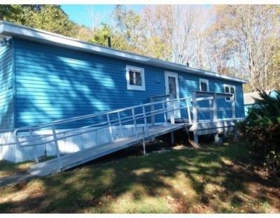 Mobile Home at 20 Ash Lane Wales, MA 01081