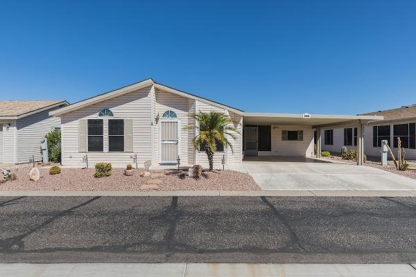 Mobile Home at 3301 S Goldfield Rd Lot 1064, Apache Junction, AZ