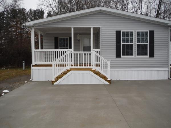 Mobile Home at 7140 Selby Road Lot 76, Athens, OH