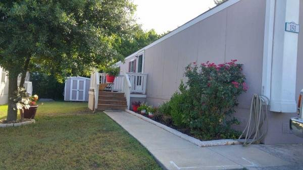 Mobile Home at 151 Sonoma Drive, Kyle, TX