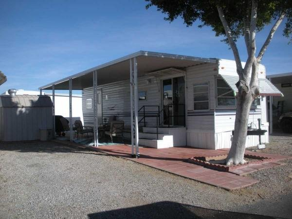 Mobile Home at 10247 S Frontage Rd, Yuma, AZ