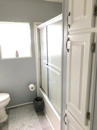 main bathroom tub & shower