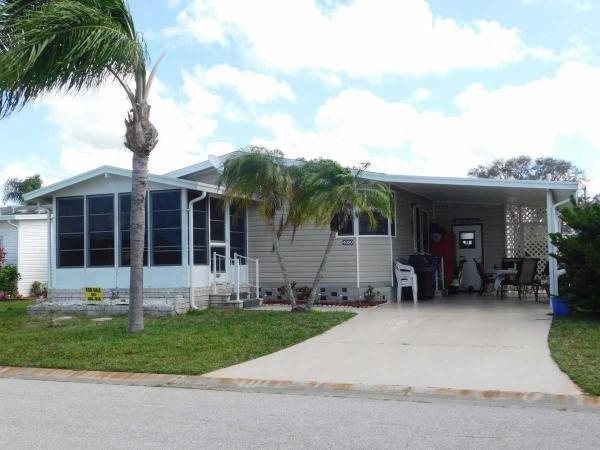 Mobile Home at 4020 Lemonwood Dr. N., Ellenton, FL