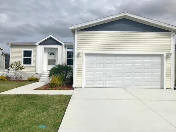 Mobile Home at 19231 Potomac Circle, North Fort Myers, FL