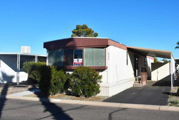 Mobile Home at 2609 W. Southern Ave. #333, Tempe, AZ
