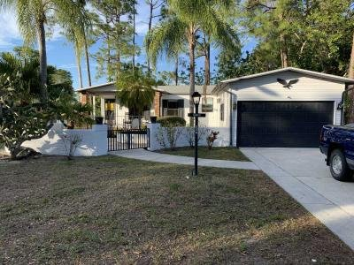 Mobile Home at 10345 Pine Lakes Blvd. North Fort Myers, FL 33903