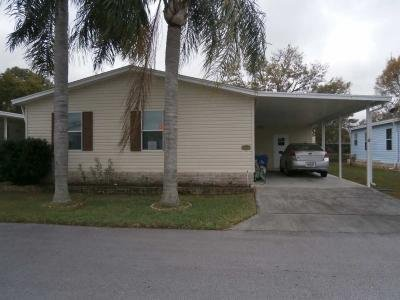 Mobile Home at 8100 Monitor Dr. New Port Richey, FL 34653