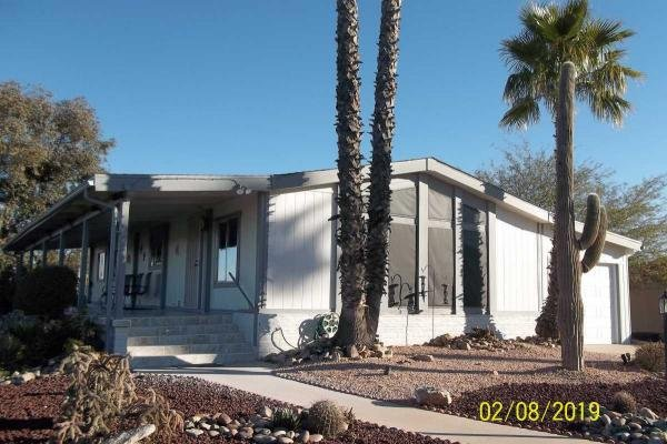 1983 Bainb Kaufman & Broad Manufactured Home
