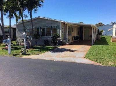 Mobile Home at 6075 Palm Breezes Dr Lantana, FL 33462