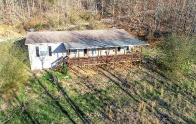 Mobile Home at 135 SHILOH RD Parrottsville, TN 37843