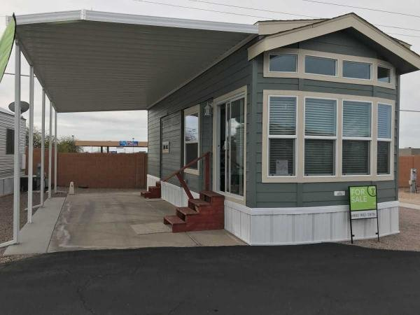 Mobile Home at 840 N Idaho Rd #7, Apache Junction, AZ