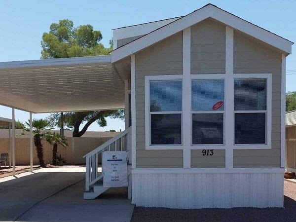 Mobile Home at 10950 W Union Hills Dr #913, Sun City, AZ