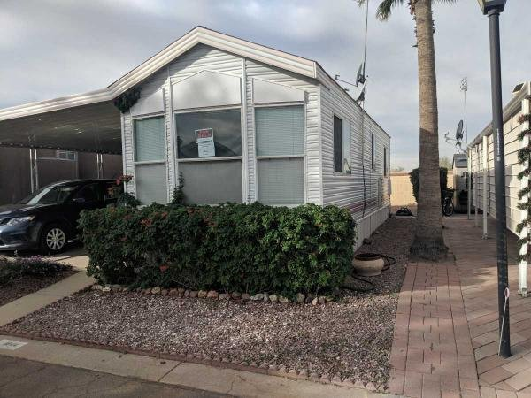 Mobile Home at 10950 W Union Hills Drive #1844, Sun City, AZ