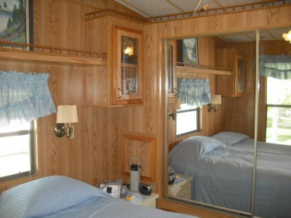 Senior Retirement Living 1986 Fleetwood Mobile Home For