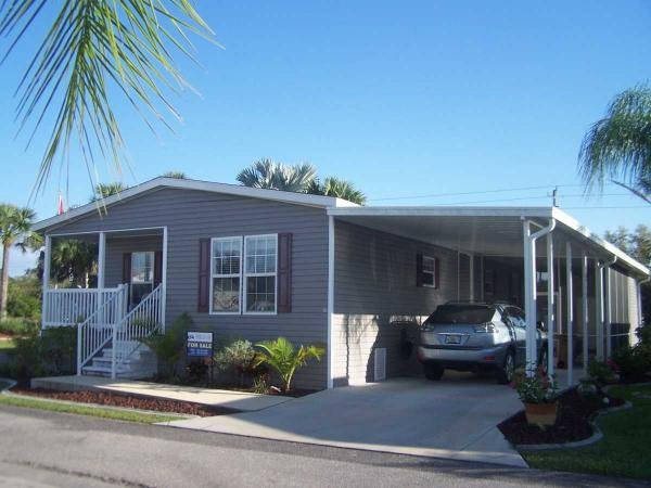 Mobile Home at 24300 Airport Road, Site #95, Punta Gorda, FL