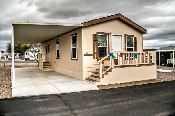 Mobile Home at 17065 E PEAK LANE #250, Picacho, AZ