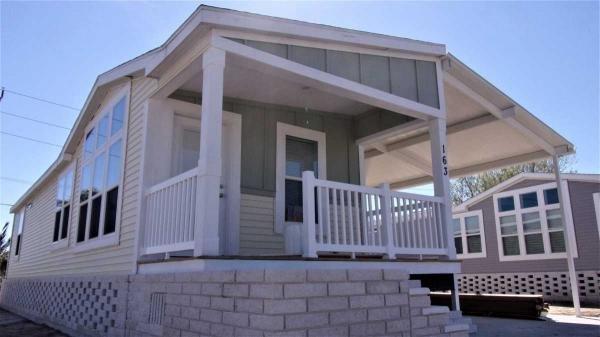 Mobile Home at 701 Aqui Esta Dr. Lot 163, Punta Gorda, FL