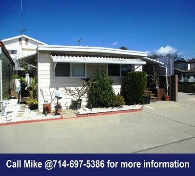 Mobile Home at 14815 Cerritos Bellflower, CA 90706
