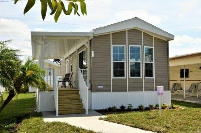 Mobile Home at 141 Tangelo Rd Palmetto, FL 34221