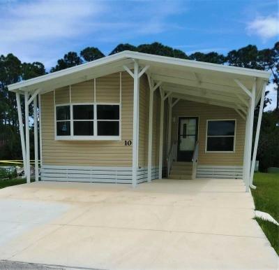 Mobile Home at 10 Mediterranean East Port Saint Lucie, FL 34952