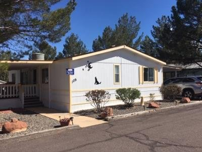Mobile Home at 2050 W. State Route 89A Lot 109 Cottonwood, AZ 86326