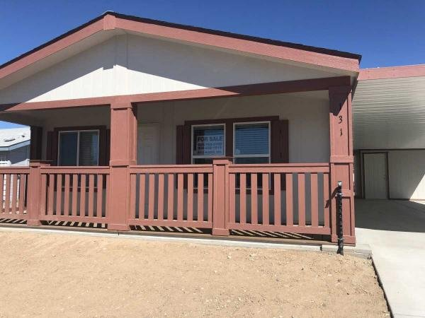 Mobile Home at 1545 el rodeo rd #131, Fort Mohave, AZ
