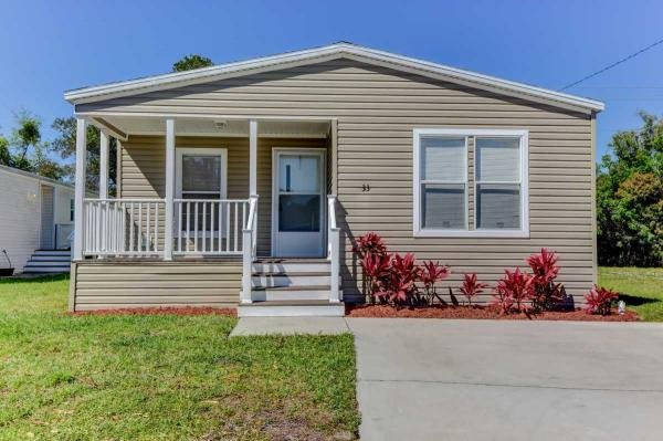 Mobile Home at 1320 Hand Ave. Lot #33, Ormond Beach, FL