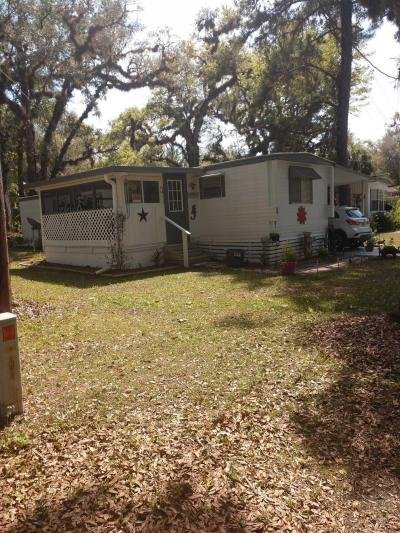 Mobile Home at 9901 Se Hwy 314 Lot B15 Silver Springs, FL 34488