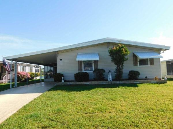 Mobile Home at 7812 Desoto Drive, Ellenton, FL