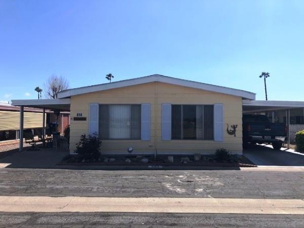 Mobile Home at 601 N Kirby St, #494, Hemet, CA