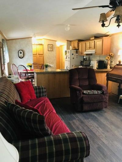Mobile Home at Big Valley Mobile Park Wurtsboro, NY 12790