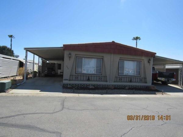 Mobile Home at 601 N. Kirby Street, SPC 543, Hemet, CA