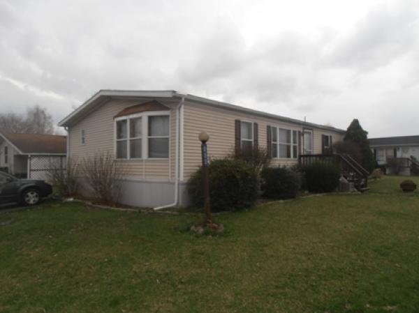 Mobile Home at 232 Juniper Crossing, Bath, PA