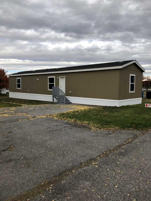 Mobile Home at 987 Purser, Idaho Falls, ID