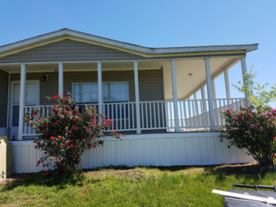 Mobile Home at 3419 VALERY RD LOT 25 New Iberia, LA 70560
