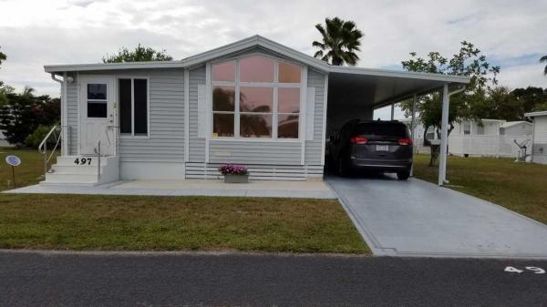 Mobile Home at 497 Chicago, Port Charlotte, FL