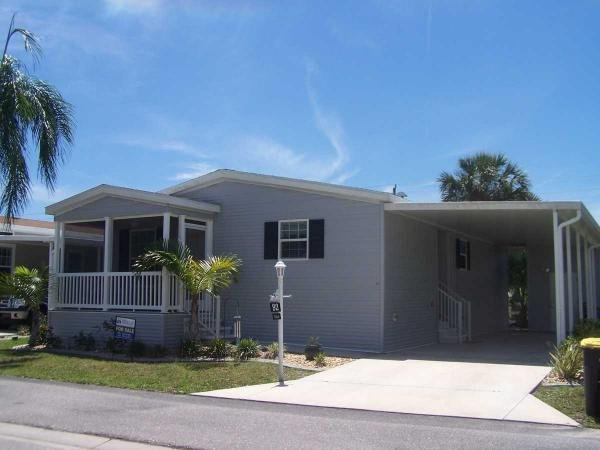 Mobile Home at 24300 Airport Road, Site #92, Punta Gorda, FL