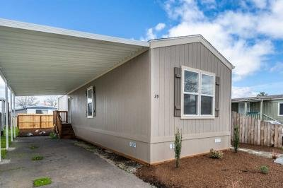 Mobile Home at 2622 Falcon Ave. #29 White City, OR 97503