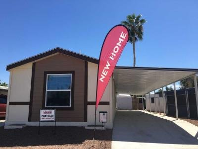 Mobile Home at 500 N 67th Ave  Phoenix, AZ