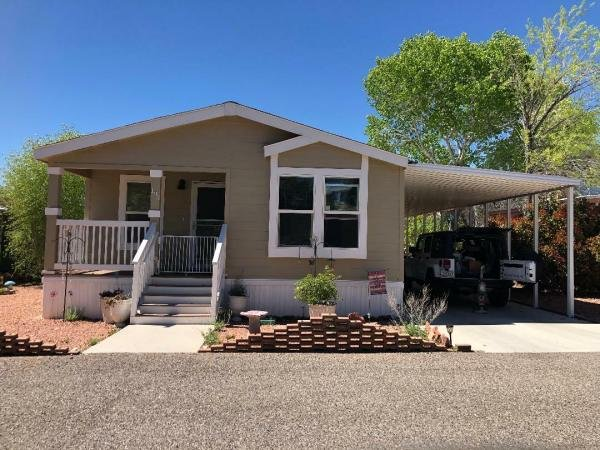 Mobile Home at 6770 W St Highway 89A  Lot 193, Sedona, AZ