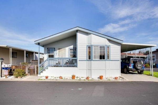 1997 Silvercrest Manufactured Home