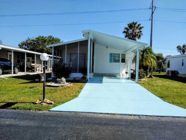 Mobile Home at 3586 Long Iron Ct, North Fort Myers, FL