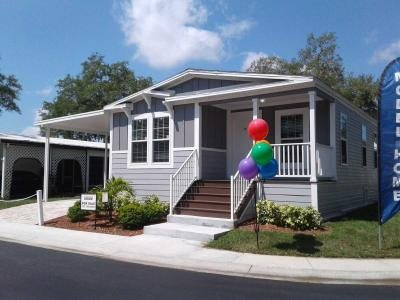 Mobile Home at 100 Hampton Road #106 Clearwater, FL 33759