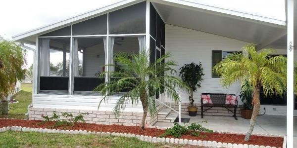 Mobile Home at 3859 East Gate Court, North Fort Myers, FL