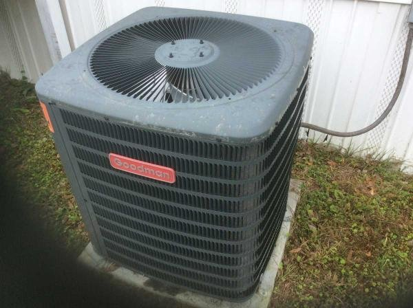 Upgraded air system