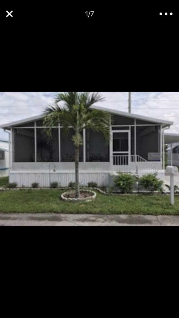Mobile Home at 110 NW 48th Court , Pompano Beach, FL
